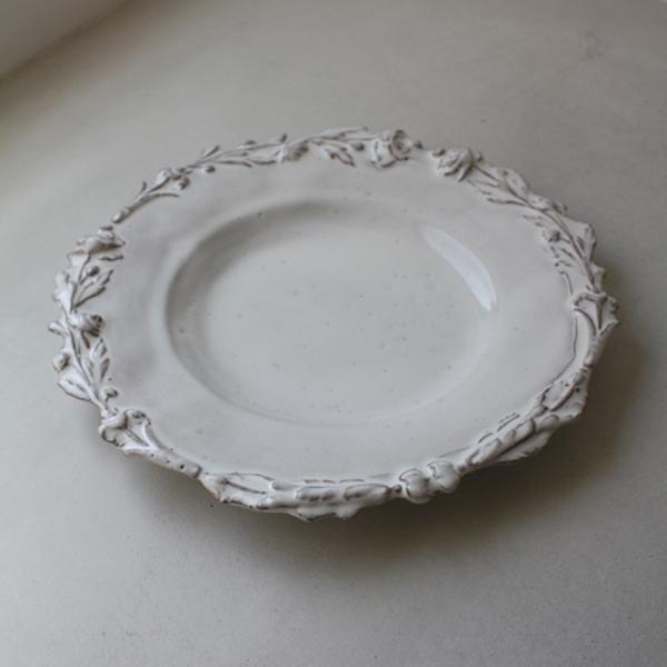 ローズデクペ ディナー皿