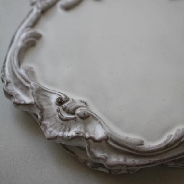 ルイキャーンズバロック パン皿 イメージ画像1