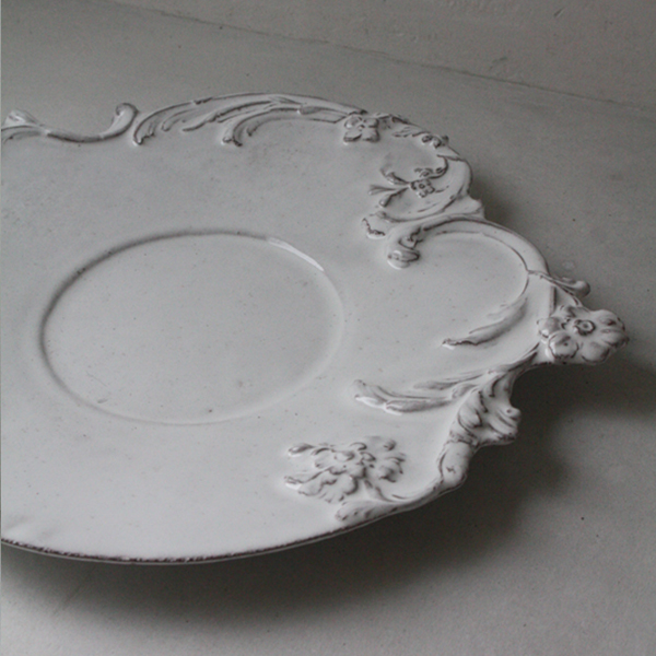 ピヴォワン ディナー皿 イメージ画像2