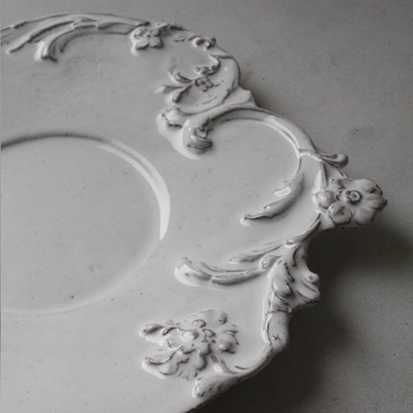 ピヴォワン ディナー皿 イメージ画像3