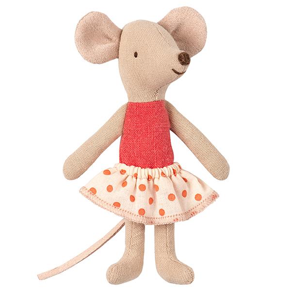 いもうとネズミ/水玉スカート イメージ画像2