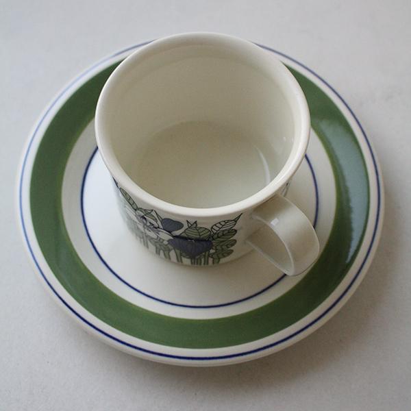 Krokus(クロッカス)カラーコーヒーカップ&ソーサー イメージ画像3