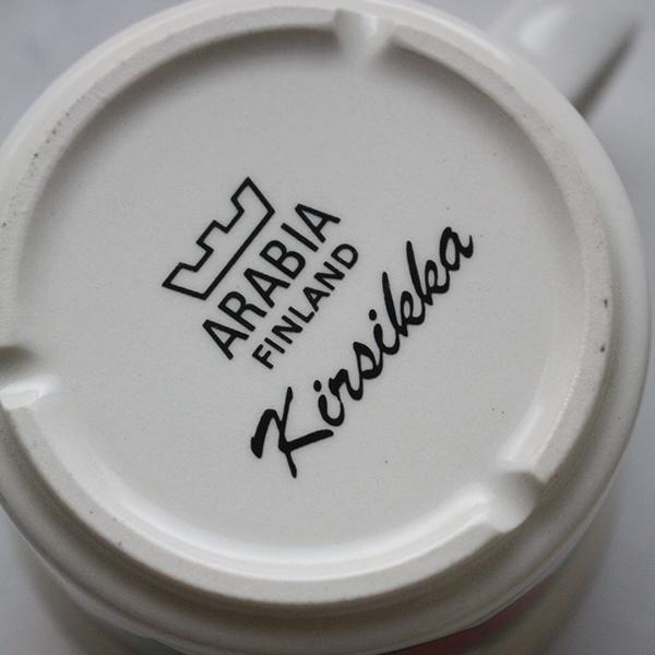 Kirsikka(キルシッカ)コーヒーカップ&ソーサー イメージ画像3