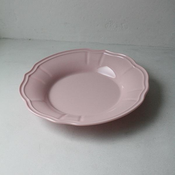 スープ皿【ピンク】 イメージ画像1