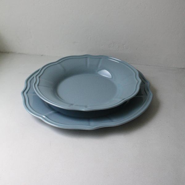 ディナー皿【ブルー】 イメージ画像2