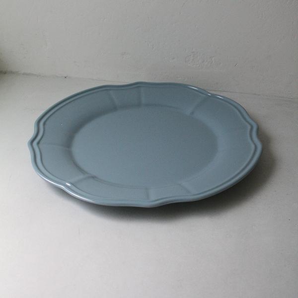 ディナー皿【ブルー】 イメージ画像1