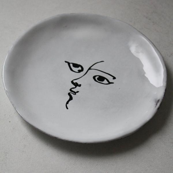 トワエモワ小皿 イメージ画像1
