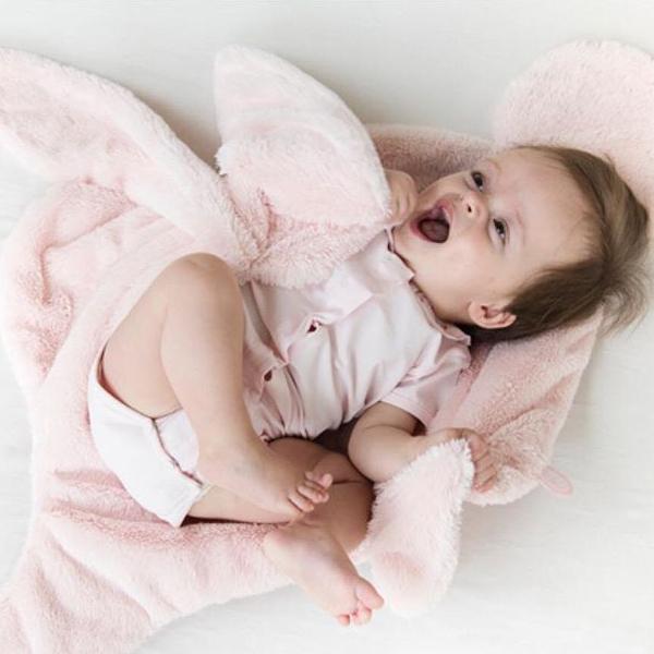 エマ ブランケット(ピンク)のイメージ画像