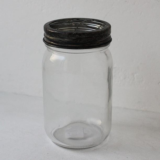 ガラスジャーベースのイメージ画像
