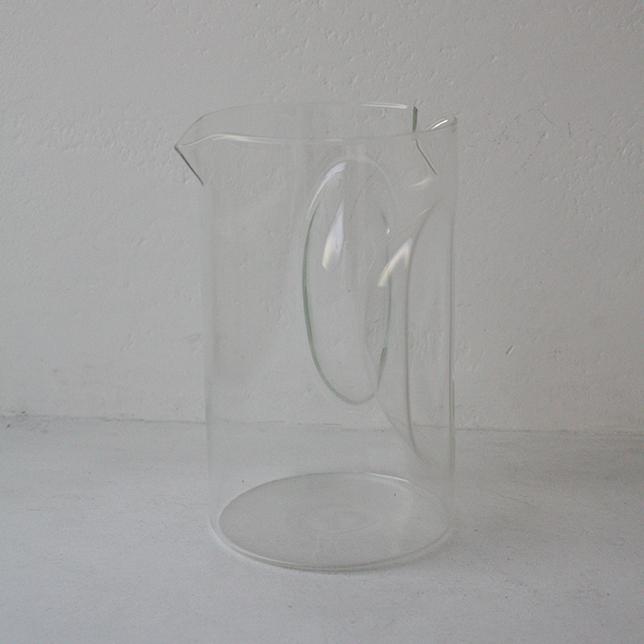ガラスジャグ