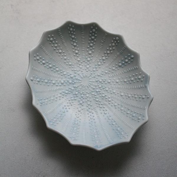 シェルプレート【フジコ】ブルー イメージ画像2