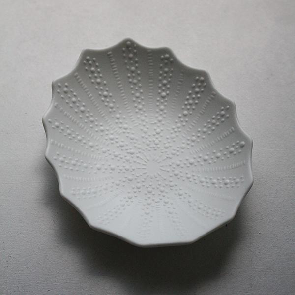 シェルプレート【フジコ】ホワイト イメージ画像2