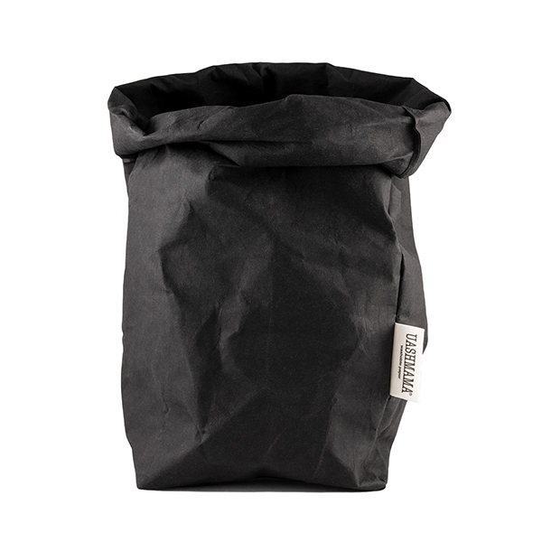 ペーパーバッグXL【ブラック】のイメージ画像