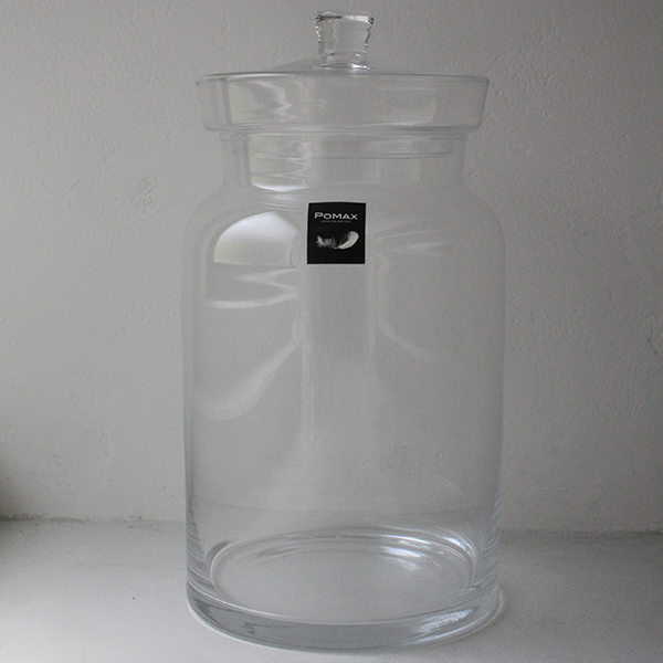 POMAX ガラスジャーTALLのイメージ画像