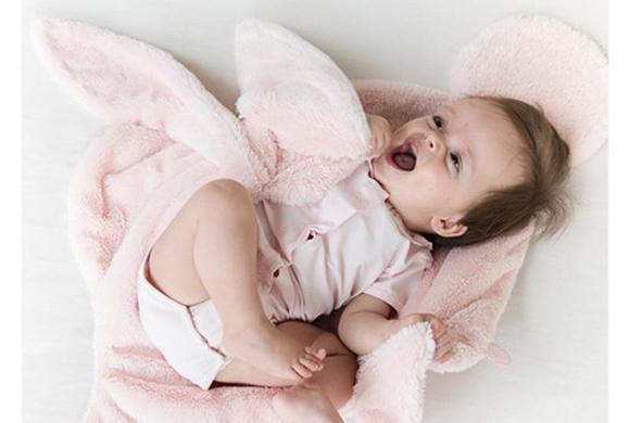 エマ ブランケット(ピンク) イメージ画像