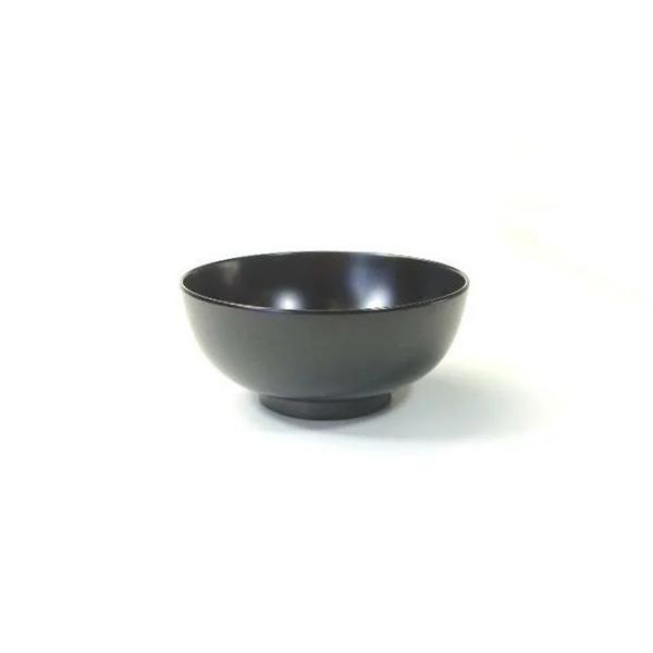 洗浄機対応 入子椀(小)黒 イメージ画像1