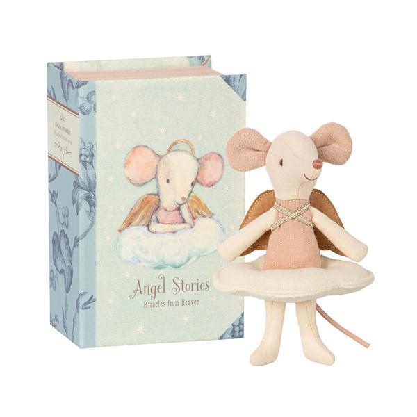 おねえちゃんネズミ/ブック/エンジェルのイメージ画像