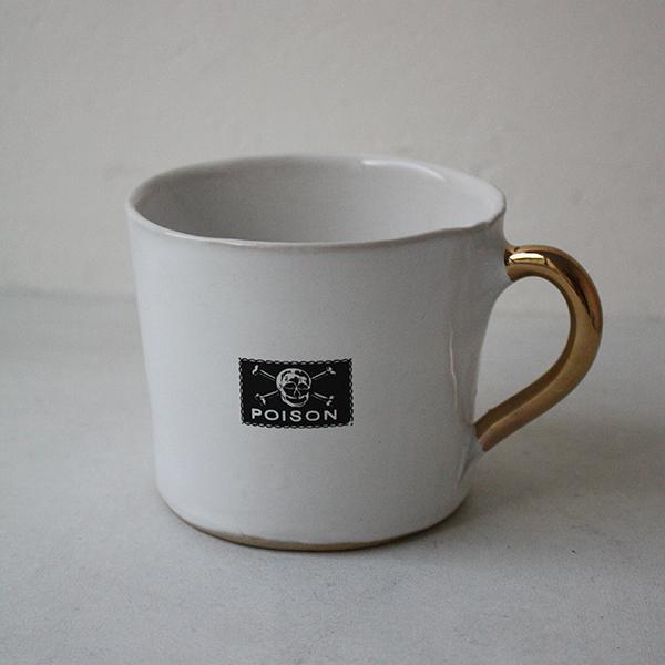 ALICE medium coffee cup 'Glam' ポワソンのイメージ画像