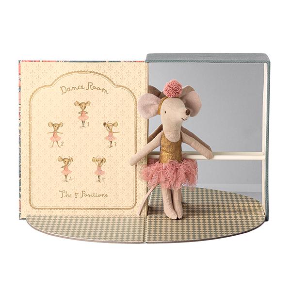 バレエレッスン/おねえちゃんネズミ付き イメージ画像1
