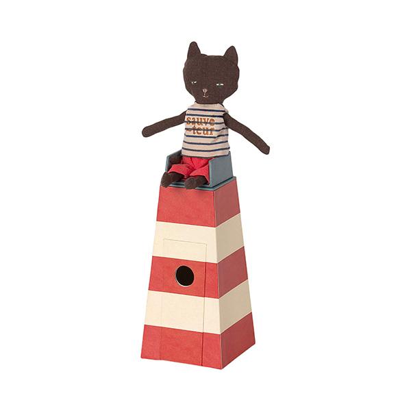 ネコのライフセーバー 見張り台付き イメージ画像3