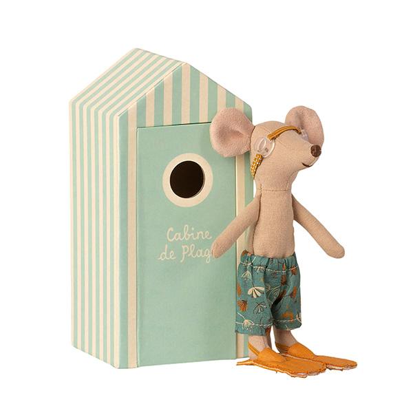 ビーチマウス/おにいちゃんネズミ/キャビン付き イメージ画像1