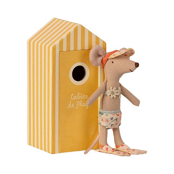 ビーチマウス/おねえちゃんネズミ/キャビン付き イメージ画像1