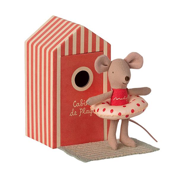 ビーチマウス/いもうとネズミ/キャビン付き