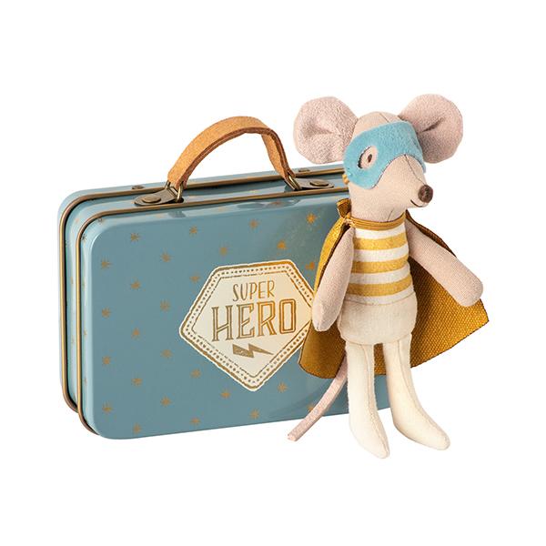 スーパーヒーローマウス/スーツケース
